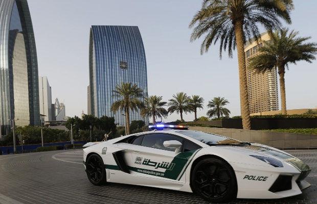 Показали самые быстрые в мире полицейские автомобили