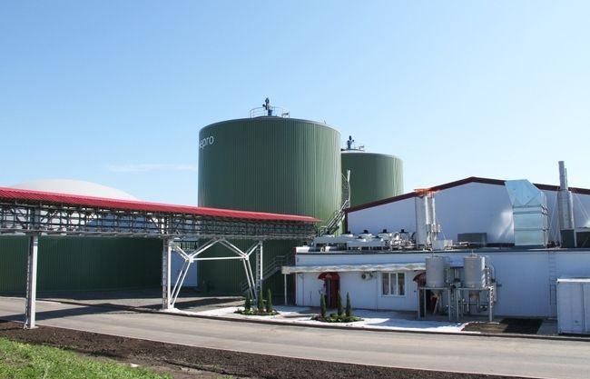 В Украине построят 2 биогазовые электростанции