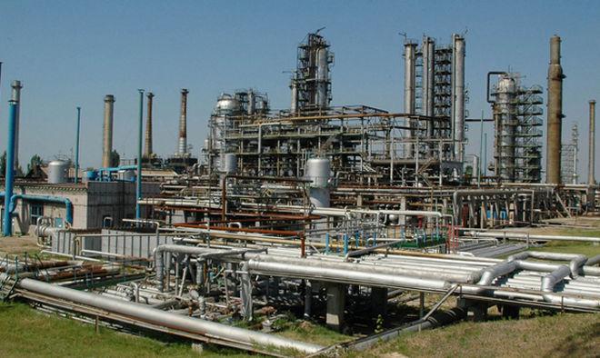 В Украине возобновит работу газоперерабатывающий завод