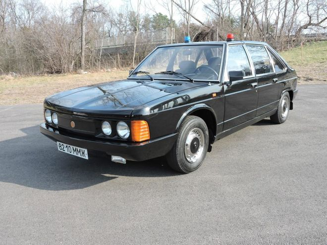 В США продают автомобиль КГБ СССР