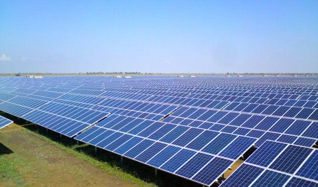 В Украине хотят построить крупнейшую солнечную электростанцию