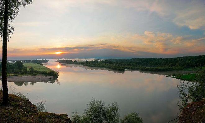 Река Днепр на грани экологической катастрофы