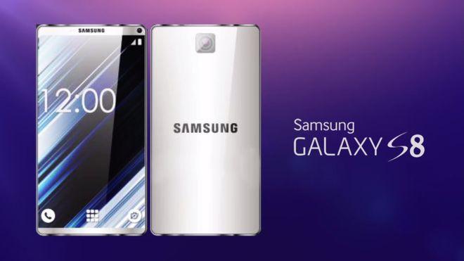 Samsung официально представила новый смартфон Galaxy S8