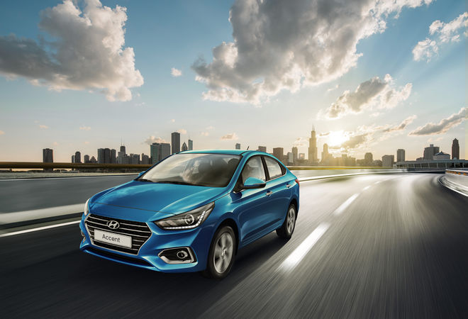 Новый Hyundai Accent: стали известны комплектации