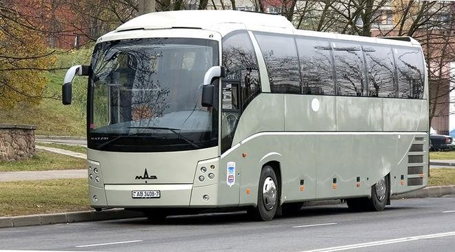 Украина удвоила импорт автобусов из Беларуси и Германии