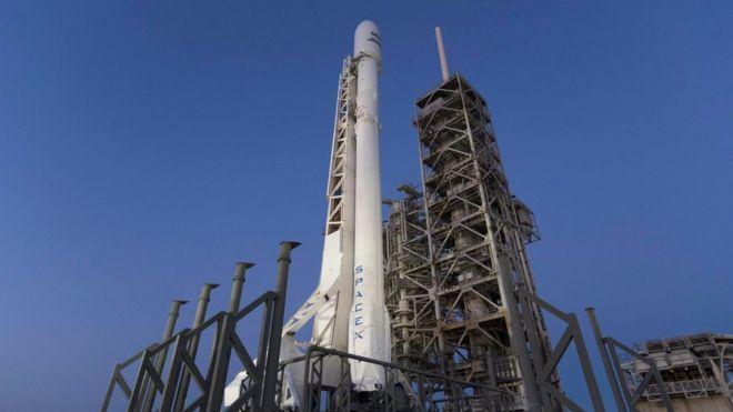 SpaceX впервые повторно запустила Falcon 9 в космос