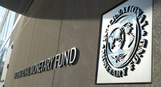 Украина запросила у МВФ изменение графика поступления траншей
