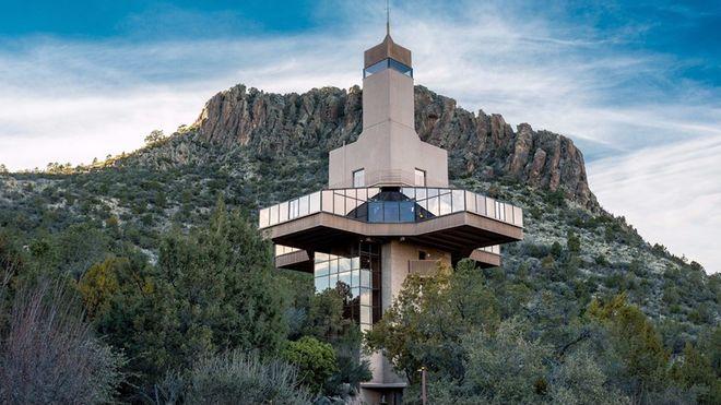 В США продают самый высокий дом