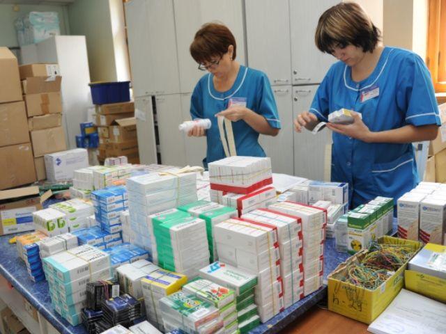 Украина остается крупнейшим рынком сбыта для российских лекарств
