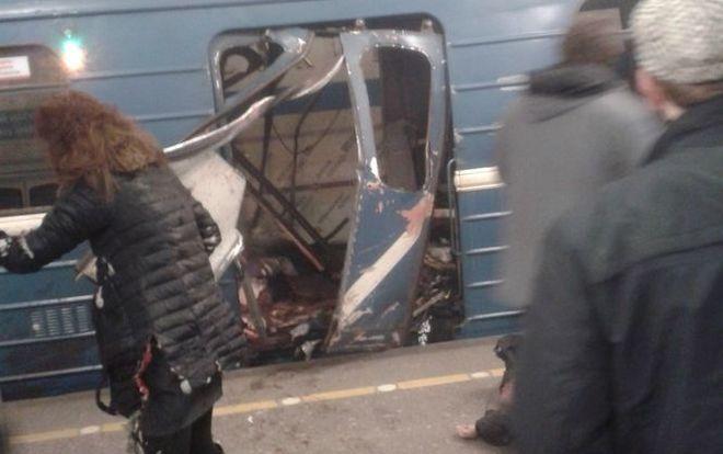 В Санкт-Петербурге закрыты все станции метро
