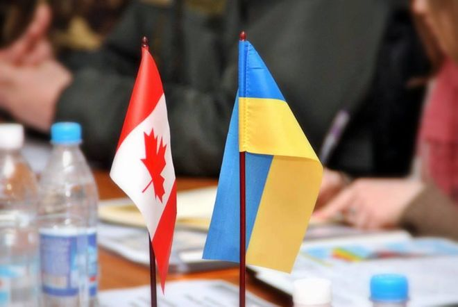 Украина полностью ратифицировала ЗСТ с Канадой