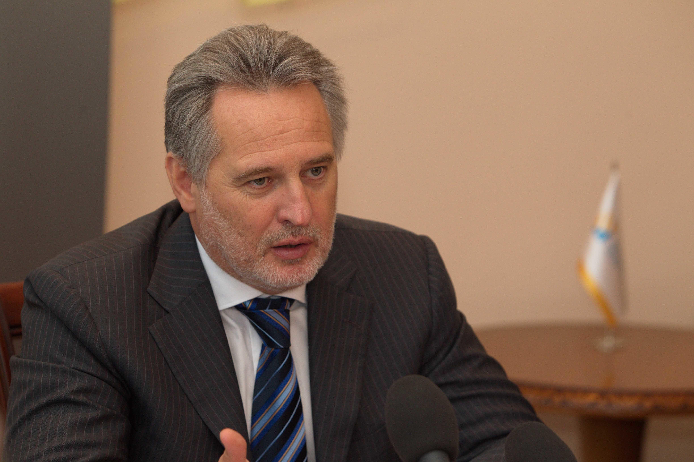 Нафтогаз хочет убрать Фирташа с рынка поставки газа