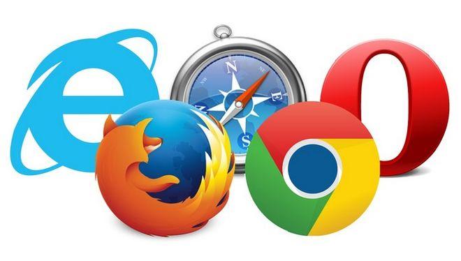 Доля Internet Explorer на рынке браузеров продолжает падать
