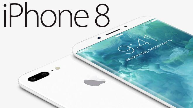 iPhone 8 получит разъем для беспроводной зарядки и виртуальной реальности
