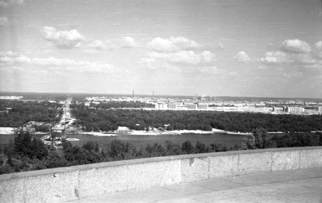 В сети показали, как выглядел Киев в 1960-х годах