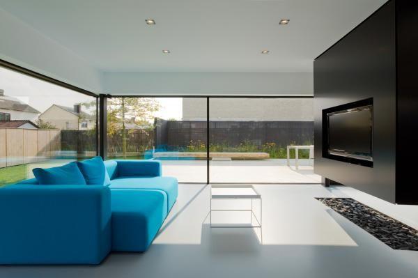 В Бельгии показали жилье 21-го века