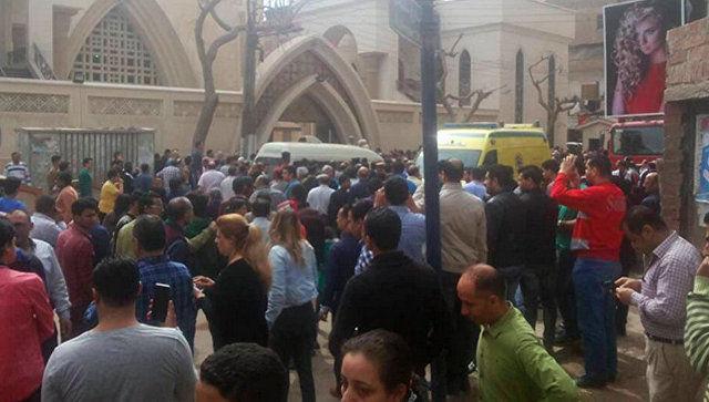 ИГ взяло на себя ответственность за взрывы в Египте