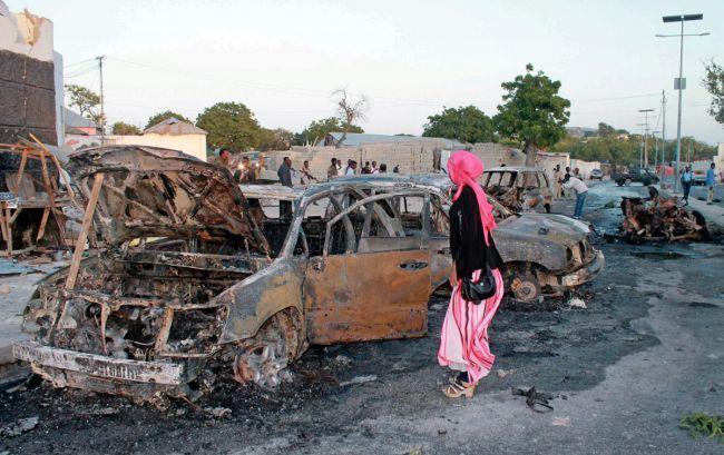 В столице Сомали прогремел взрыв, погибли около 20 человек