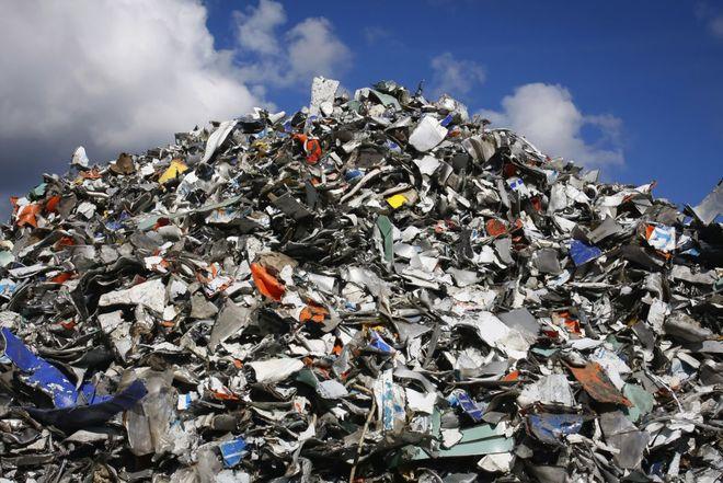 В Киеве планируют построить два мусороперерабатывающих завода