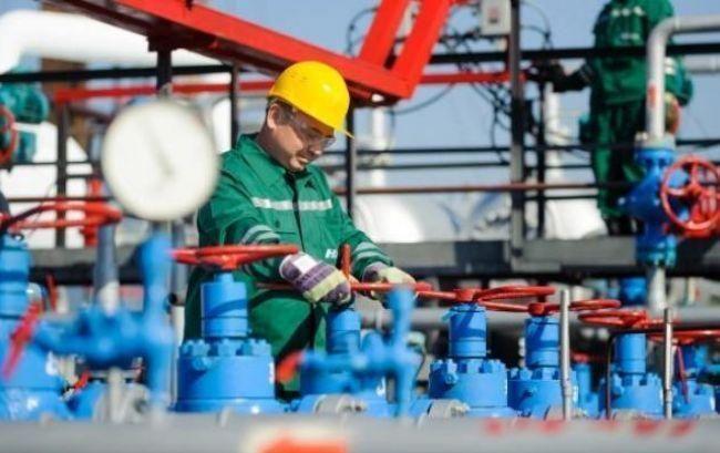 В Украине незначительно выросла газодобыча