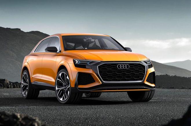 Audi выпустит два спортивных кроссовера