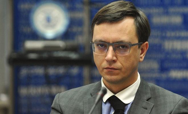 Омелян не доволен работой Балчуна, требует увольнения