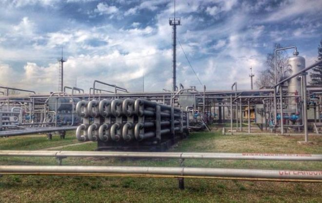 В Харьковской области обнаружено крупное месторождение газа