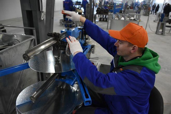 В Украине открыли крупнейший завод по производству дымоходных систем