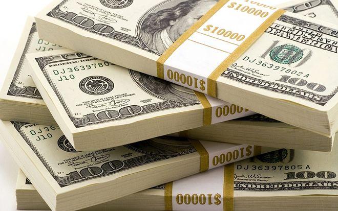 Курс доллара продолжает снижаться