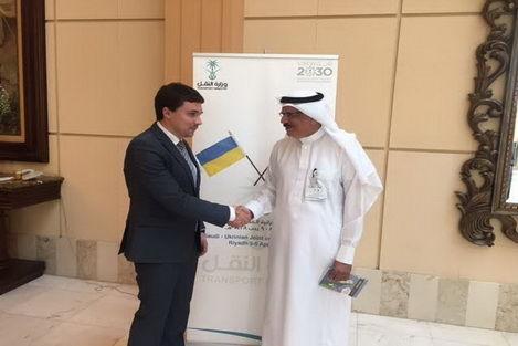 Саудовская Аравия хочет построить портовый терминал в Украине