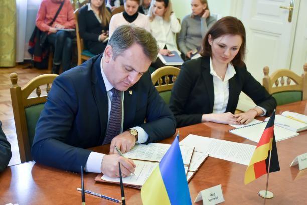 Немцы построят в Украине завод сухих строительных смесей