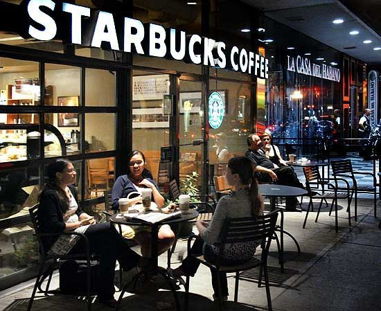Американская сеть кофеен теряет огромные деньги из-за Brexit