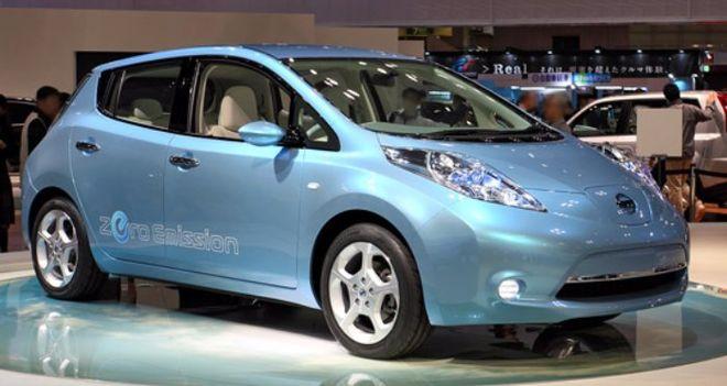 Стало известно, какие электромобили выбирают украинцы