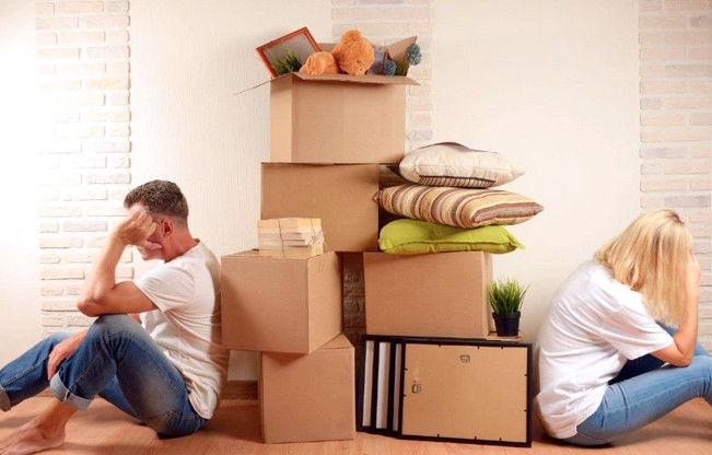 Развод по-украински и раздел имущества
