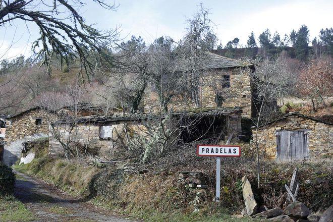 Как выглядит вымирающая деревня в Европе