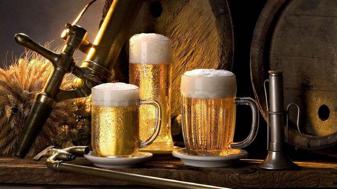 В Украине стали меньше производить пива