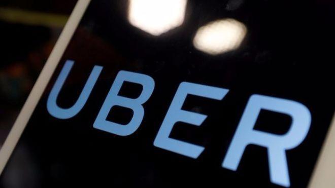 Сервис заказа такси Uber обнародовал свои доходы
