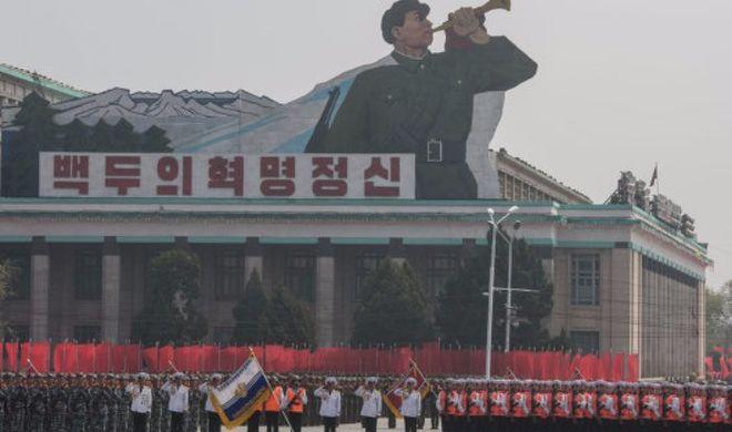 КНДР провела неудачные испытания баллистической ракеты
