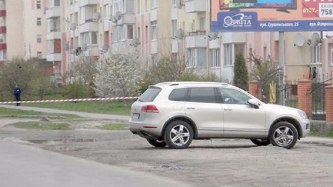 В Хмельницкой области предотвращено покушение на предпринимателя