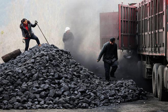 Украина хочет закупать уголь в США