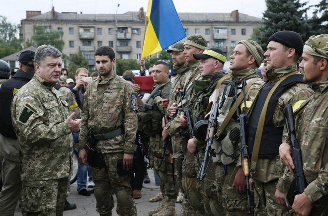 Украинская армия лидирует в Европе по обороноспособности