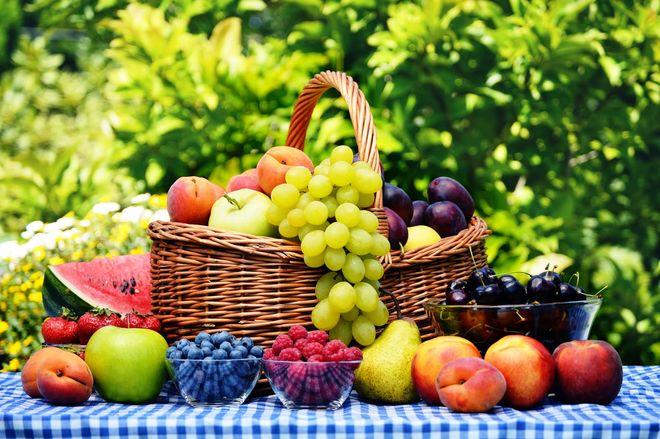 Украина может потерять треть урожая фруктов и ягод