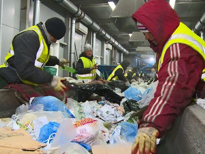 Хорваты хотят построить в Украине мусоросортировочный завод