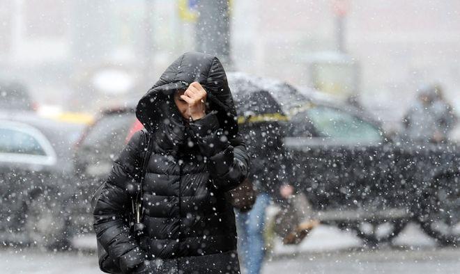 """В Украину идет новый циклон """"Петер"""""""