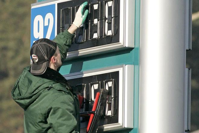 В Украине снова начал резко дорожать бензин
