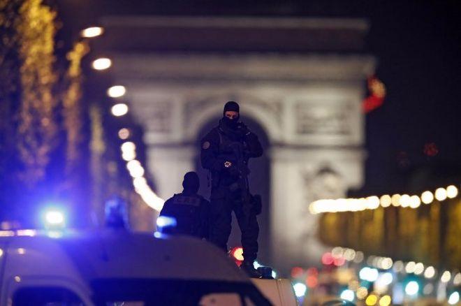 Обнародованы подробности кровавого теракта в Париже