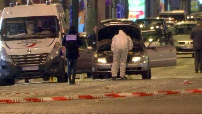 ИГИЛ совершила теракт в Париже
