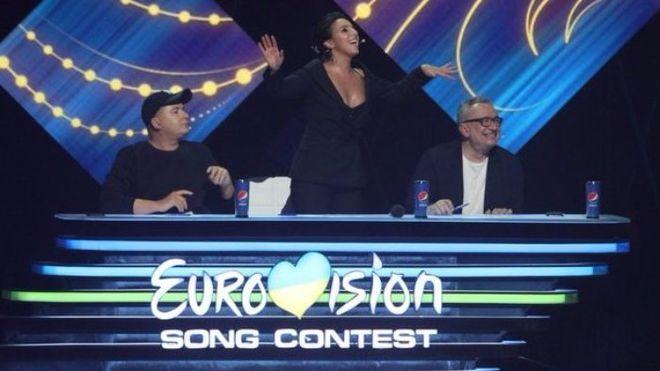 Букмекеры обнародовали рейтинг стран-участников Евровидения