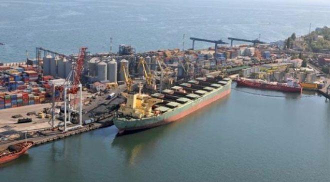 Стало известно, кто займется строительством терминалов в порту Черноморск