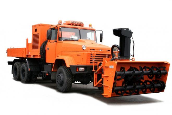 КрАЗ представил новый спецавтомобиль